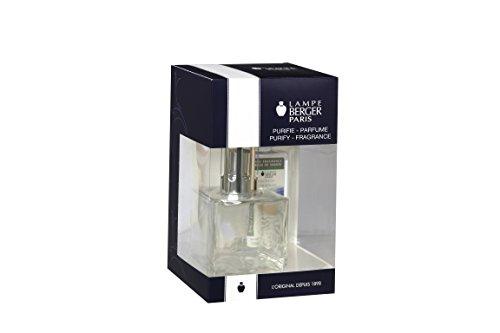 Lampe Berger Lamp Gift Set - Clear Cube, Includes Fragrance Ocean Breeze 180ml / 6.08 fl.oz.