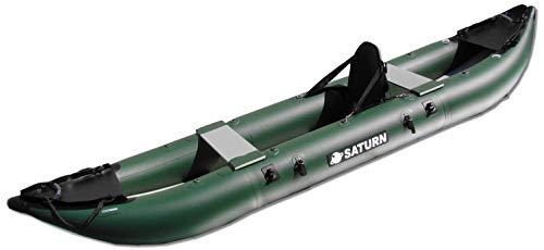 Saturn Pro-Angler Inflatable Fishing Kayak