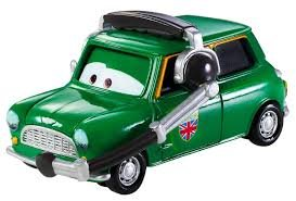 Mattel DLY47 Voitures voitures de course Austin Littleton