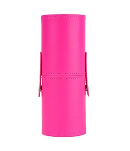 Kit de maquillage professionnel cosmétique récipient, 23x8 CM(rose)