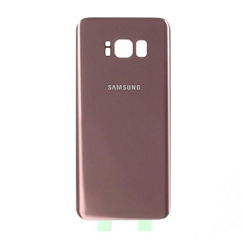 Todotumovil Tapa de bateria Cristal Trasero para Samsung Galaxy S8 G950F Oro Rosa