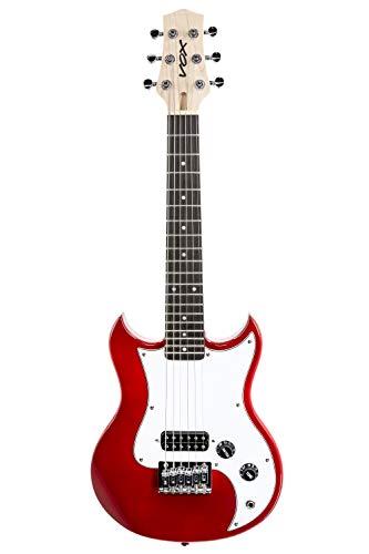 VOX SDC1-RD - Guitarra eléctrica, rojo