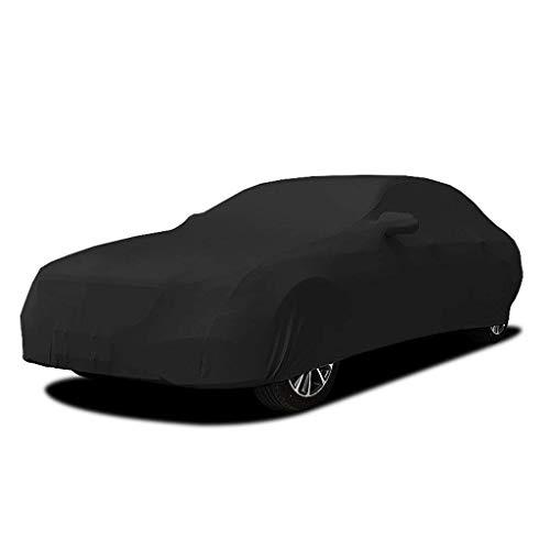 Compatibile con Audi Q3 Telo copriauto Traspirante Telo copriauto in tessuto elastico Parapolvere Protezione solare Resistente ai graffi Esposizione per auto da interno Garage Telo per auto (Colore: n