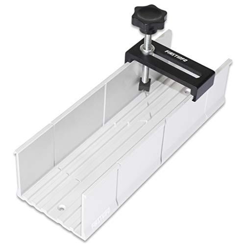 FIRSTINFO Metal Aluminum Miter Box