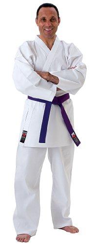 Kimono para karate y aikido,tela de 227 g/m2, todas las tallas, 200 cms