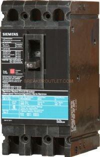 hhed63b015tipo ED6SENTRON 65K Breaker por Siemens
