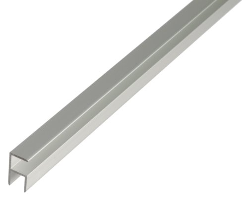GAH-Alberts 030609 Eckprofil - selbstklemmend, Aluminium, 1000 x 12,9 x 24 mm
