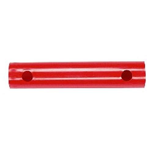 Moveandstic Rohr 25 cm Auswahl zur Erweiterung von Klettergerüst und Spielturm (rot)