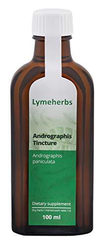 Andrographis tintura 1:5, 100 ml