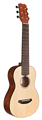 Cordoba Mini M, Mahogany, Small Body, Nylon String Guitar with Gig Bag