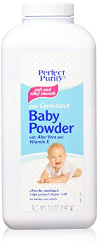 Perfect Purity Pure Cornstarch Baby Powder 12oz