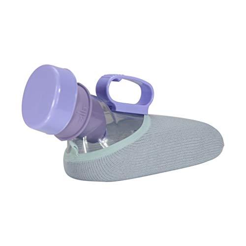 liangzishop Urinalflasche für Herren Urinale for Männer 1000 ml Tragbare Male Pissoir Spill-Proof Urinsammelbehälter tragbare Urinflaschen
