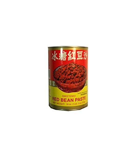 Anko La Marmellata di Fagioli Azuki - 510gr Wu Chung Brand