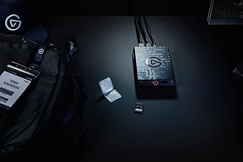 Elgato 4K60 S+ Aufnahme in 4K60 HDR10 auf SD-Karte, verzögerungsfreie Weiterleitung des 4K60 HDR Signals, PS5/PS4, Xbox Series X/S, Xbox One X/S - 13