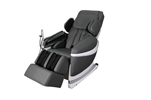 BESTMANN Sillón DE Masaje - Mejor de Hombre BM90 - con 3D masajes en función de la Temperatura, Pantalla LCD y Sistema de Control Inteligente de Masaje de