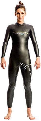 Mako Xperience - Traje de Neopreno para Triatlón para mujer, color negro, talla S