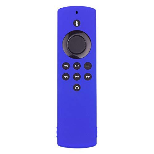 Kongxin Funda de silicona con mando a distancia para Fire TV Stick Lite, con mando a distancia, resistente a los golpes