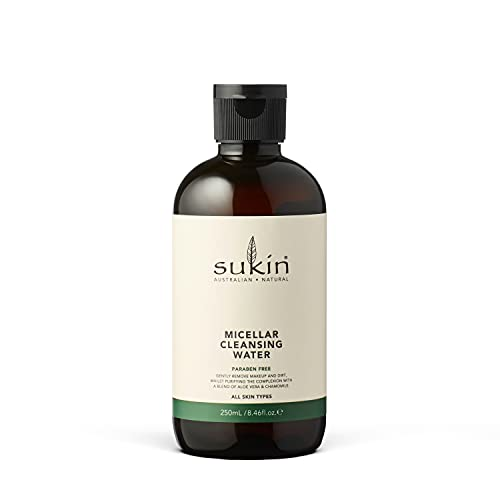 Sukin Organics Micellar Cleansing Water, 8.46 Fl. Oz.