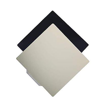 Sovol Creality New Upgrade Ender 3 Bed PEI Magnetic Build Surface Platforms 235 x 235 mm for Ender 3, Ender 3 Pro, Ender 3X
