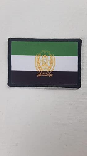 Flagge der Nordallianz Anti Taliban Widerstand Afghanistan Patch