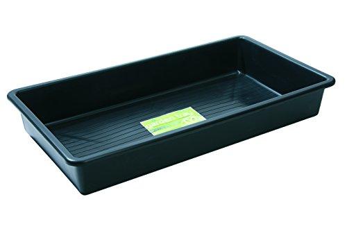 Garland GAL68TB1 Titan Garden Tray, Black, 100x55x15 cm