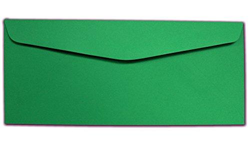 Green #10 Envelopes (100 Envelopes)