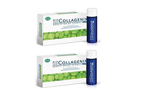 2 x Biocollagenina 10 drink da 30 ml - Integratore di Collagene per la Pelle