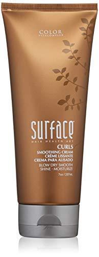 Surface Hair Curls Smoothing Cream, 7 fl. oz
