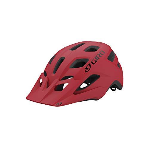 Giro Tremor MIPS Youth Visor MTB Bike Cycling Helmet - Universal Youth (50-57 cm), Matte Bright Red...
