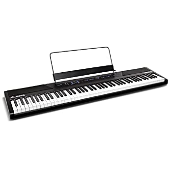 Alesis Recital - 88-Key Beginner Digital Piano review
