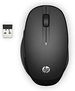 HP Dual Mode Black Mouse