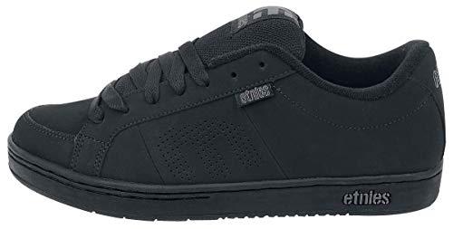 Etnies Kingpin, Chaussures sport homme - Noir (Black Black 003), 43 EU