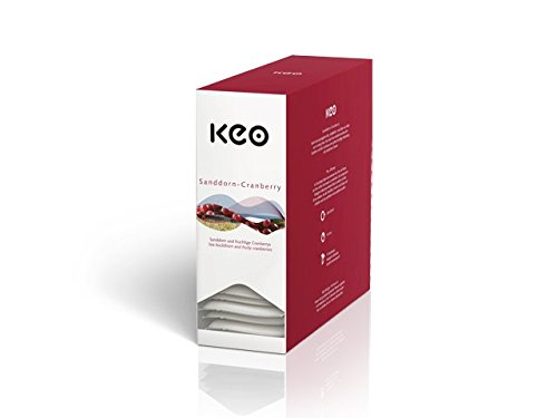 Keo Tee - SANDDORN CRANBERRY - Teachamp 15x4,0g