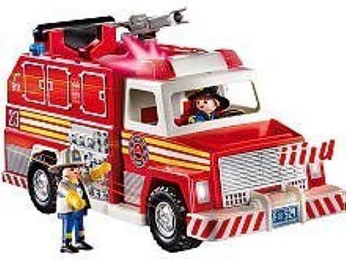 la calidad primero los consumidores primero Playmobil Playmobil Playmobil Fire Truck by Playmobil  Con precio barato para obtener la mejor marca.