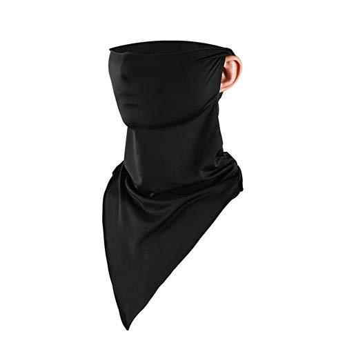 BINE Hats for Men Winter Hat Face Mask Winter Mask Mens Hat Balaclava Face Mask (Black-1)