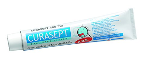 CURAPROX CURASEPT ADS 712 Doppelpack, 2er Pack (2 x 75ml)