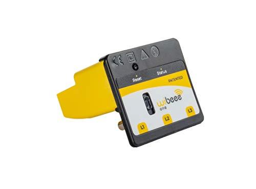 EFIMARKET - Medidor de Consumo Eléctrico Wibeee ONE 3W