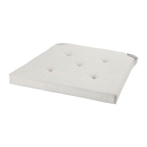 Ikea 2er Pack Stuhlkissen natur 1228.22326.1430
