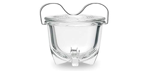 Jenaer Glas W.WAGENFELD Eierkocher, Glas