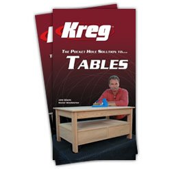 Kreg V05-DVD The Pocket Hole Solution to Tables