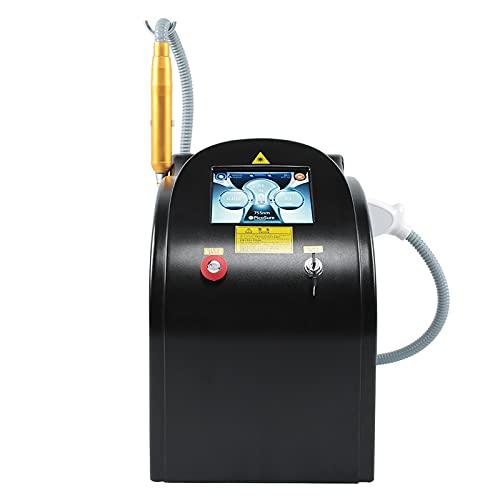 Pigmenté Picoseconde Laser Beauté Machine, Opération Diriger Longueur d'onde Réglage Lèvre Lignes Sourcil Cheveux Suppression Abdos