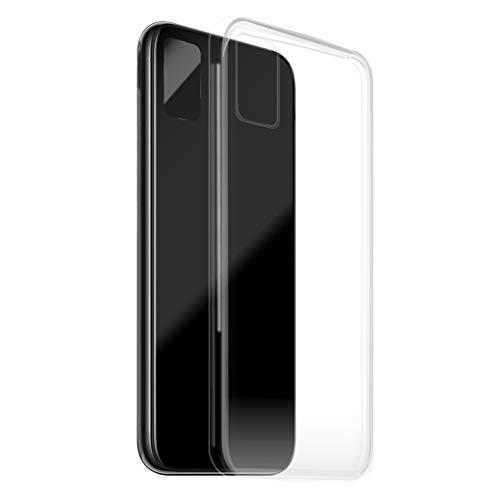 KSTORE365 Funda para Samsung Galaxy A31, Carcasa Silicona Transparente, Protector De Goma Blanda, Cover Caucho, Gel TPU para Samsung Galaxy A31