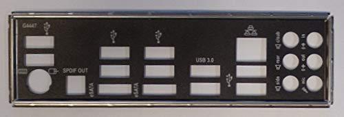 Gigabyte GA-990FXA-UD3 R5 Rev.1.0 - Blende - Slotblech - IO Shield #302368
