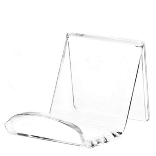 HermosaUKnight Soporte para Controlador de Juegos de Montaje en Pared Soporte para Auriculares Soporte para Soporte Colgante (Transparente)