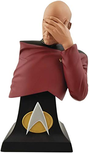 Icon Heroes San Diego Comic-Con 2020 Star Trek The Next Generation: Captain Picard Facepalm Limited Bust