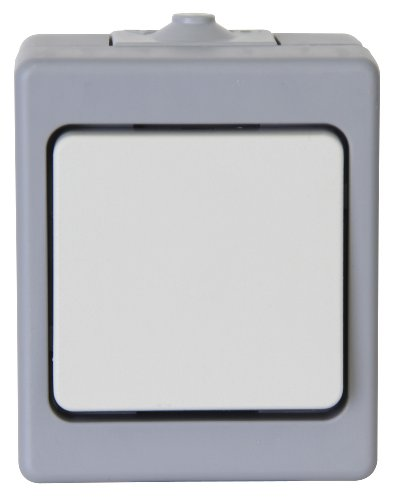 Kopp 564348006 Taster Aufputz-Feuchtraum Standard