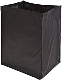 Hafele Hamper Replacement Bags - Synergy Collection - Nylon - Black (W 10 1/2