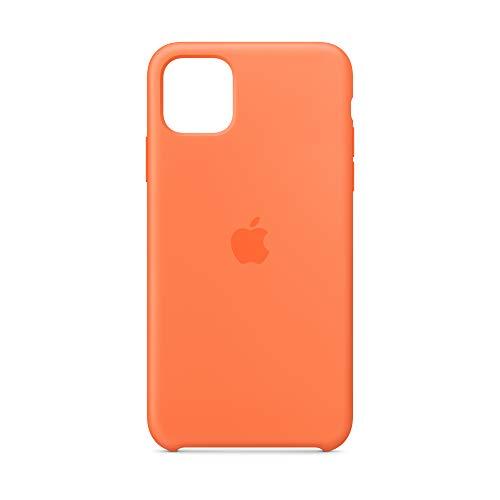 Apple Silicone Case (for iPhone 11 Pro Max) - VitaminC