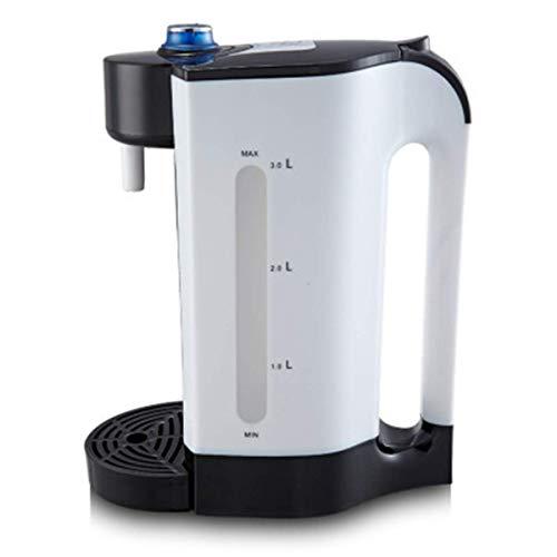 QINGTIAN Mini Distributeur d'eau Chaude instantanée Machine à Eau Chaude instantanée Distributeur d'eau électrique Bureau à Domicile 3L Grande capacité