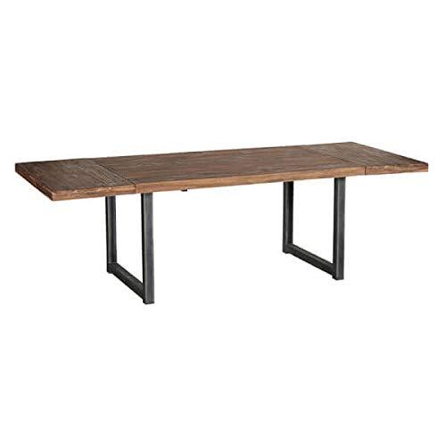 MATHI DESIGN Manufacture - Table Repas avec rallonges